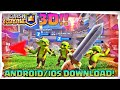 Clash Royale 3d For Android/ios 2018 | Clash Royale 3d Clone For Mobile Devices | Frag Pro Shooter