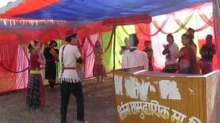 Nepal japan miteri group nepali dance