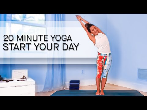 20 Minute Yoga To Start Your Day