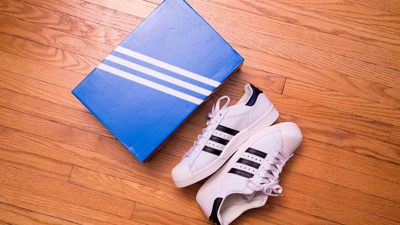promo code a7456 07e20 Adidas Superstar Boost Review and On Feet - YouTube