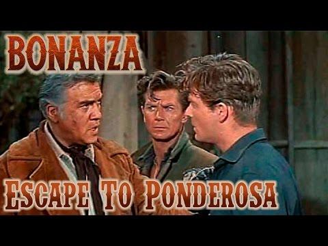 BONANZA  S1E25  Escape To Ponderosa