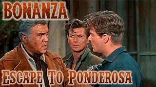 BONANZA | S1E25 | Escape To Ponderosa