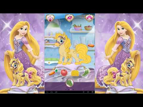 Palace Pets - Rapunzel and Blondie from Tangled the movie