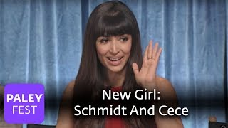 New Girl - Developing Schmidt And Cece's Relationship