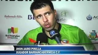 Barrancabermeja C.F. 1 Bucaramanga F.S.C. 4 IX Fecha copa p