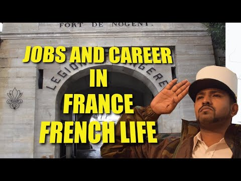 CIVIL LIFE, JOBS IN FRANCE, OPTIONS, RECRUITMENT AGENCY, POLE EMPLOI ..FRENCH FOREIGN LEGION