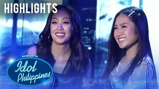 Thank you and Good luck, Fatima & Sheland! | Live Round | Idol Philippines 2019