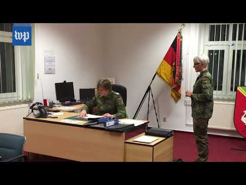 Germany's First Transgender Military Commander Takes On Trump