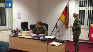 failzoom.com - Germany's first transgender military commander takes on Trump
