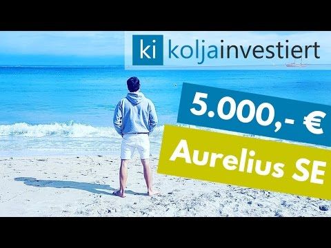 Aurelius SE Nachkauf bei 65,40 € - Depotwert halbiert