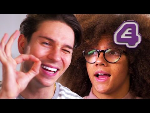Joey Essex & Perri Kiely's Bromance Continues To Grow On Their Double Date! | Celebs Go Dating
