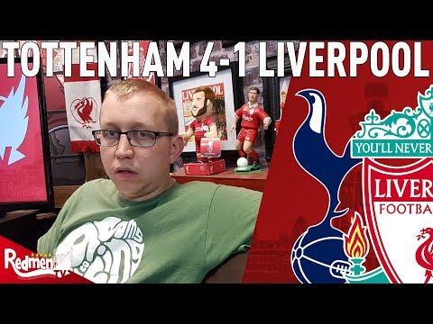 'Kane Embarrasses Liverpool' | Spurs v Liverpool 4-1 | Uncensored Match Reaction