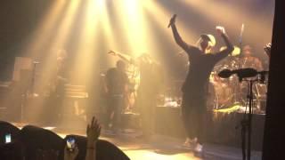 Gentleman & Ky-mani Marley. Redemption song Amsterdam
