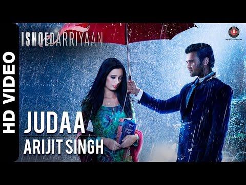 Judaa | Ishqedarriyaan | Arijit Singh | Mahaakshay & Evelyn Sharma | Tujse judaa hua