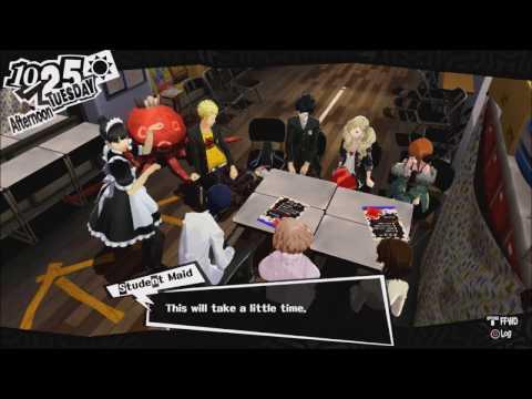 Persona 5 Culture Festival