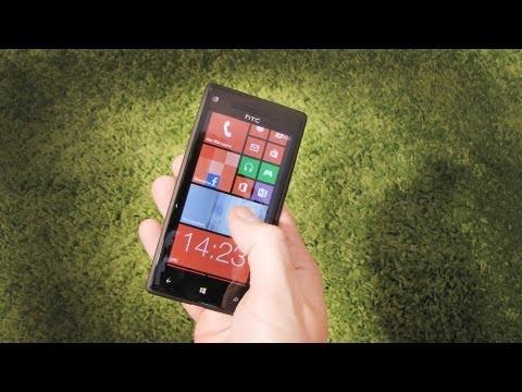 HTC Windows Phone 8x Обзор