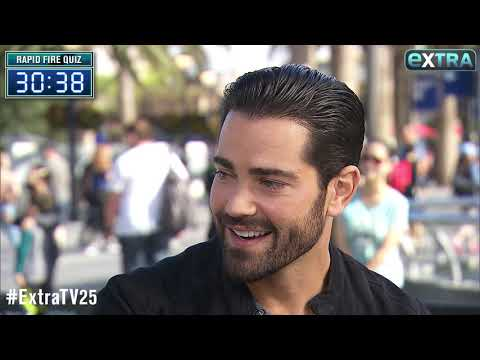Jesse Metcalfe Reveals His Guilty Pleasure, First Job & More!