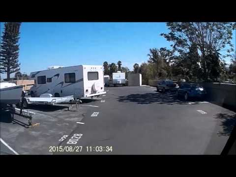Motorhome Storage In LA