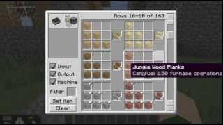 CraftGuide Mod - Minecraft 1.6.4 - Quick Tips