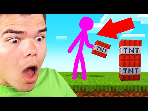 REACTING To The FUNNIEST MINECRAFT ANIMATIONS!