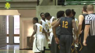 Tech Men's Basketball vs. Graceland Highlights -  11/26/16