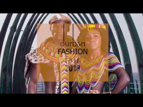Durban Fashion Fair 2018 Day 1 - Part of Durban Business Fair