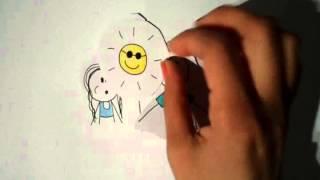 Muerte en Hawaii - Calle 13 (Dibujos)