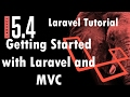 Laravel 5.4 Tutorial | Get started with Laravel and MVC Part 0 | Bitfumes