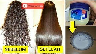 Download Video Cara Cepat & Ampuh Meluruskan Rambut Keriting Hasil Permanen MP3 3GP MP4