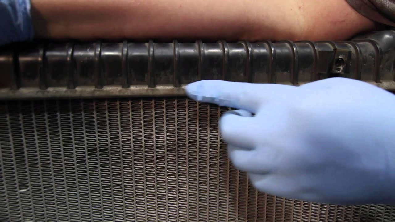 medium resolution of how to install mishimoto 1995 1997 ford powerstroke 7 3l performance radiator