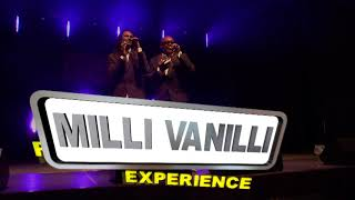 milli Vanilli Experience - Face meets Voice - Revelion 2020 Disco Night Fever
