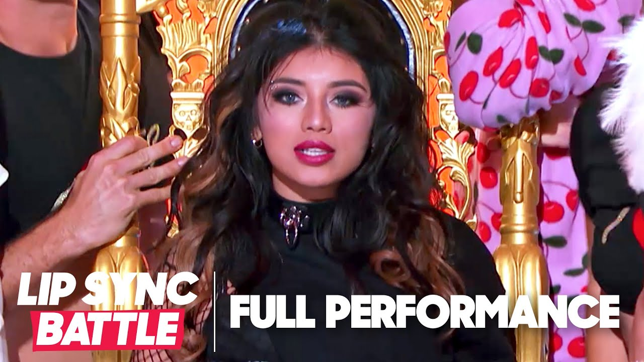 "Kirstin Maldonado Performs ""Look What You Made Me Do"" 