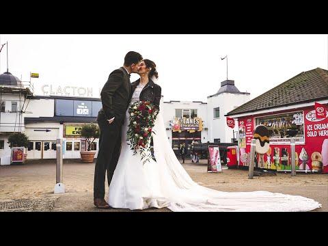 Jadee + Anthony | Clacton pier | Highlights Film