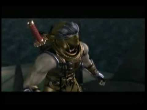 Robin Atkin Downes Ninja Gaiden II