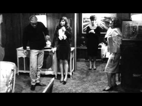 Faces (Dir. John Cassavetes, 1968) [TRAILER]