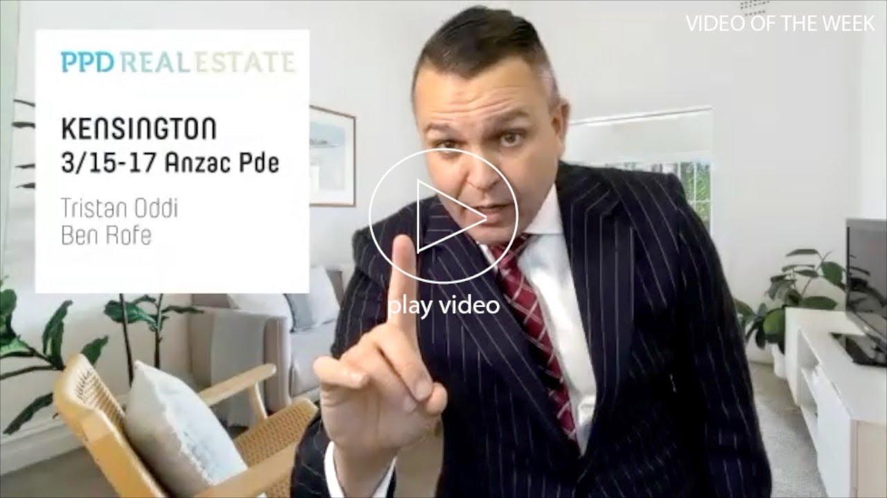 Sydney Online Auction: Kensington apartment sold at hot auction