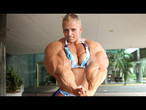DONNA MURPHY, FEMALE BODYBUILDING, / IFBB MUSCLE, FITNESS : MODEL