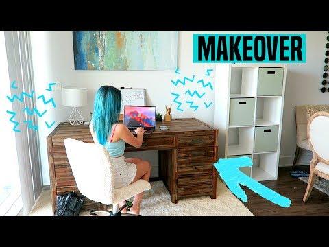 LA Apartment / Office Makeover! Niki DeMar