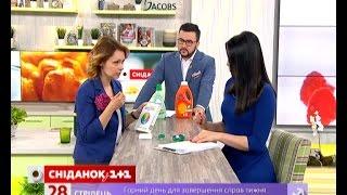 видео Безфосфатні засоби для прання