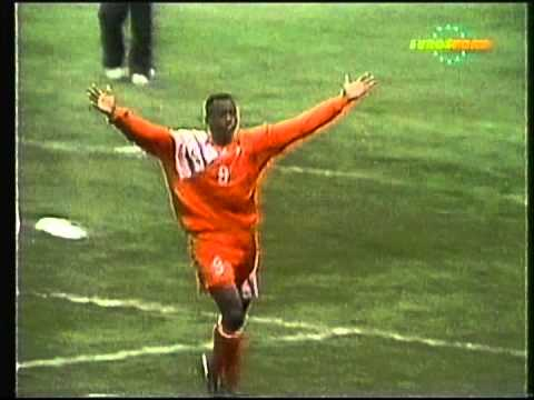 1992 November 15 Canada 4 Bermuda 2 World Cup Qualfiier