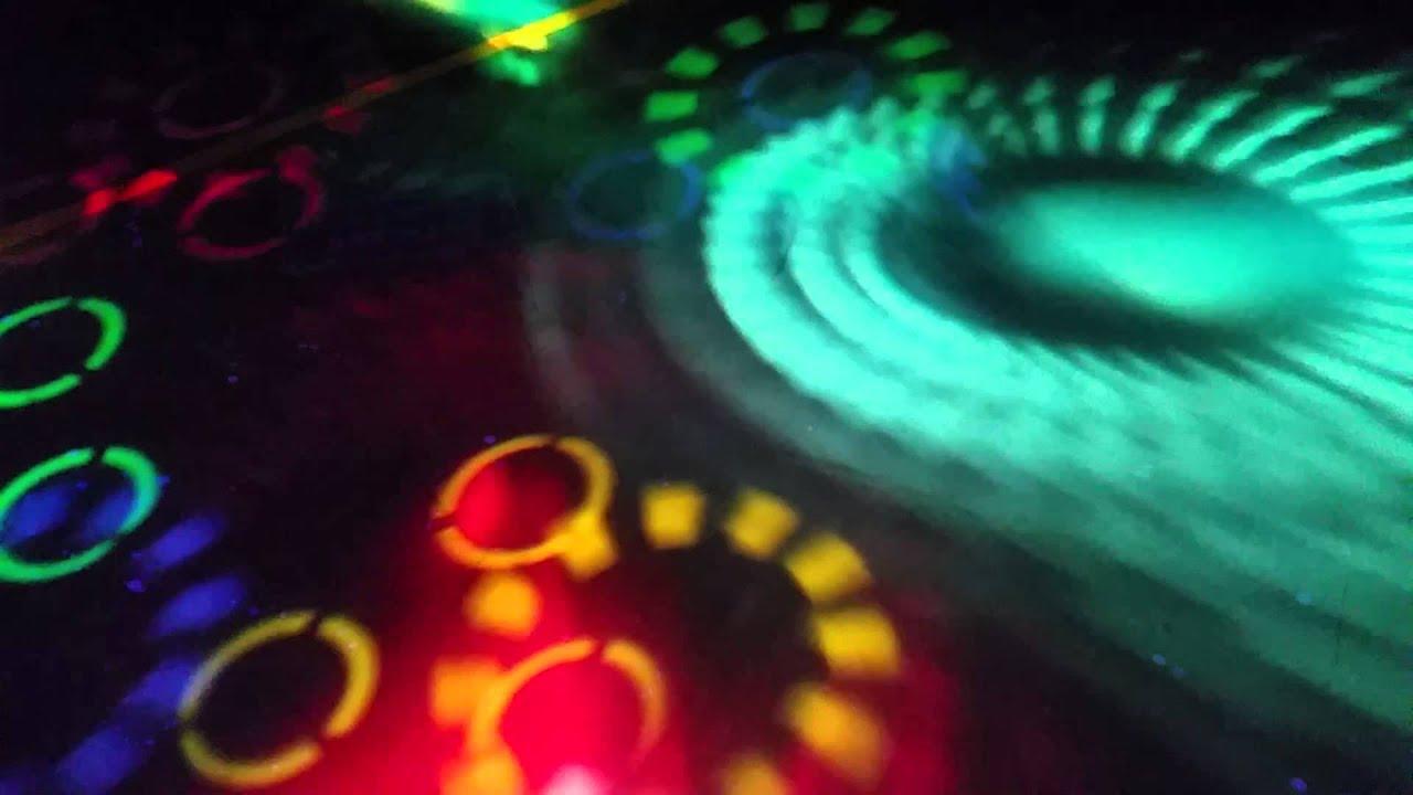 American DJ Mystic (Halogen) and ADJ Charisma