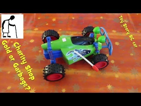 Toy Story RC Toy Car