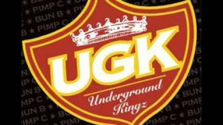 UGK - Tell Me Something Good slowed N chopped