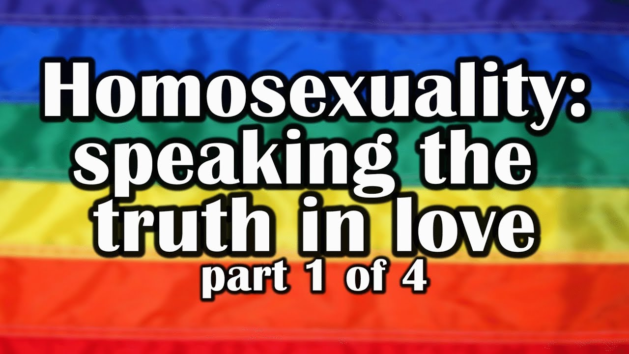 New testament homosexuality is a sin