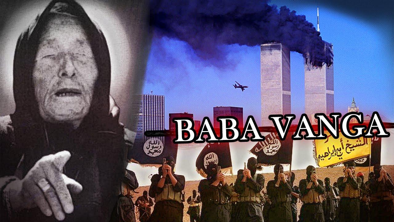 ZÁHADNÁ PROROCTVÍ - Baba Vanga #1 (CZ) - YouTube