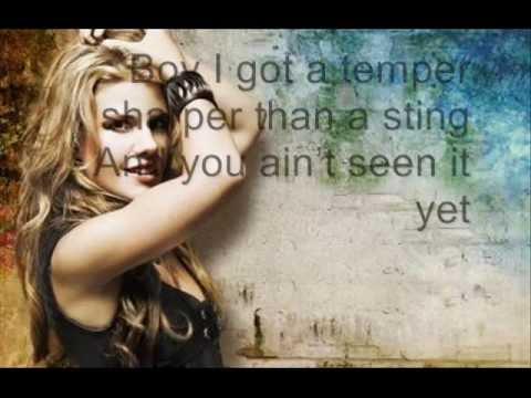 Miss Hyde Jasmine Rae with Lyrics