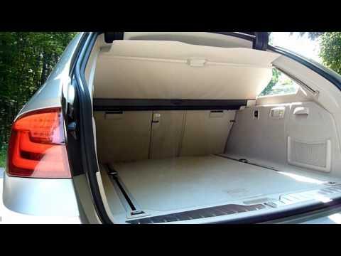 BMW 5er Touring F11 Laderaum Variablität