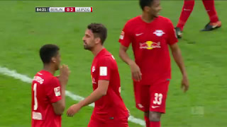 Samenvatting Hertha BSC - RB Leipzig