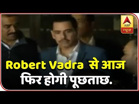 Robert Vadra Summoned Again On Wednesday By ED In Jaipur   Super 6   ABP News