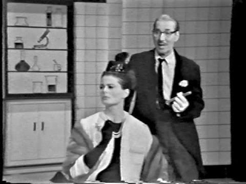 Hollywood Palace 1-11 Groucho Marx (host): Dr. Hackenbush, Rose Marie, Morey Amsterdam. Jose Greco